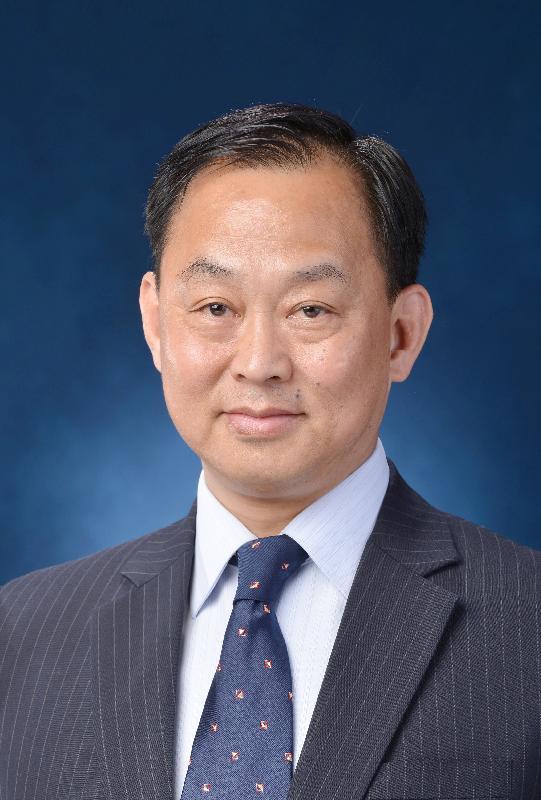 保安局局長政治助理劉富生。