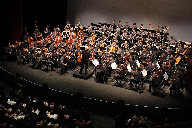 亞洲青年管弦樂團今晚(聖荷西時間八月四日)在加州聖荷西的Hammer Theatre Center演奏,展開他們二○一七年的北美、歐洲巡迴演出。