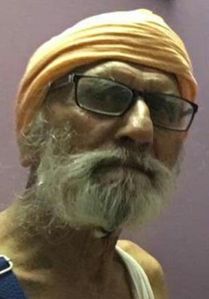 失蹤男子Ujaggar Singh的照片