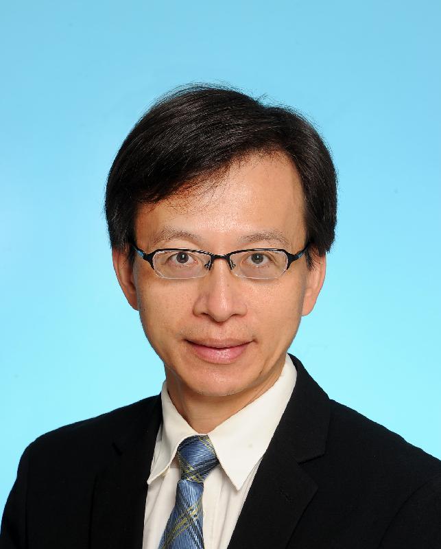 新任北區民政事務專員莊永桓。