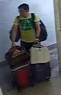 Missing man Wong Ting-sun, Kelvin, aged 47, is about 1.7 metres tall, 73 kilograms in weight and of medium build. He has a round face with yellow complexion and short straight black hair. He was last seen wearing a yellow shirt, dark-coloured shorts, dark-coloured shoes and carrying some luggage.