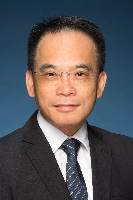 運輸及房屋局副局長蘇偉文。