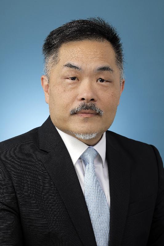 新任西貢民政事務專員趙燕驊明日(十月九日)履新。