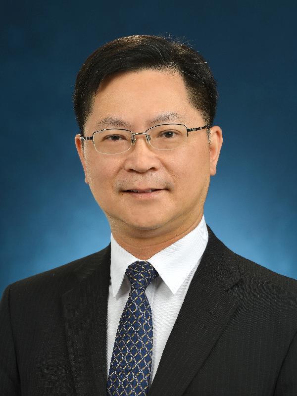 現任機電工程署副署長薛永恒將於二○一七年十月十三日出任機電工程署署長。