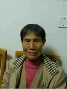 Missing woman Zhuang Su-zhen is about 1.5 metres tall, 38 kilograms in weight and of thin build. She has a round face with yellow complexion and short white hair. She was last seen wearing a light green jacket, dark blue trousers, black shoes, and carrying a black umbrella and a trolley.