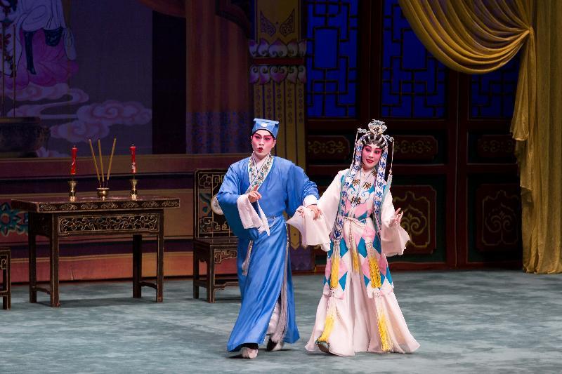 「南薛北梅」藝術系列活動十二月十六日(星期六)至二十九日舉行,藉此向粵劇大師薛覺先及京劇大師梅蘭芳致敬。圖示過往舉行向薛覺先致敬的粵劇欣賞會。