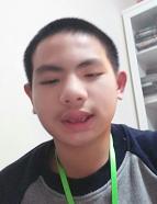 失蹤男童吳子明的照片