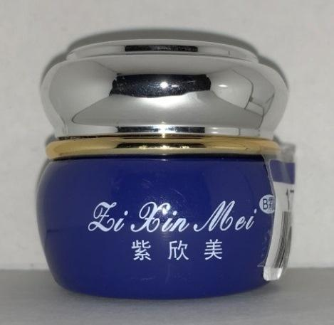 The Centre for Health Protection of the Department of Health today (December 22) appealed to members of the public not to buy or use a cosmetic cream product, namely Zi Xin Mei Spots Removing Night-Cream, as it may contain excessive mercury, which is harmful to health.