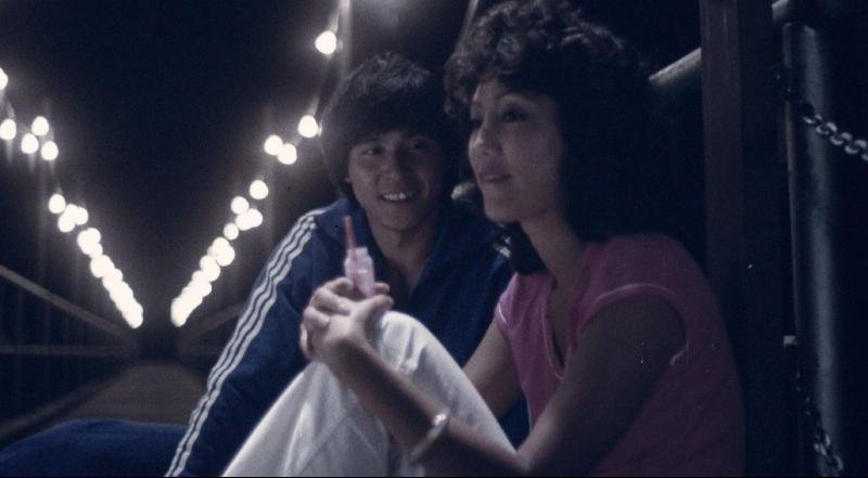 香港電影資料館(資料館)一月底推出新一輯的「影談系列」,邀請集編劇、導演、演員及監製於一身的陳欣健,挑選四部由他編導的作品在資料館電影院放映。圖為《文仔的肥皂泡》(1981)劇照。