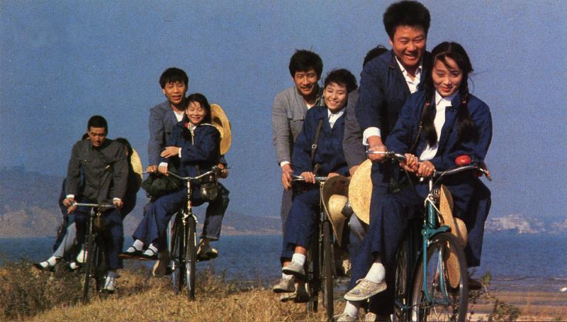 香港電影資料館(資料館)一月底推出新一輯的「影談系列」,邀請集編劇、導演、演員及監製於一身的陳欣健,挑選四部由他編導的作品在資料館電影院放映。圖為《省港旗兵》(1984)劇照。