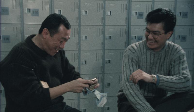 香港電影資料館(資料館)一月底推出新一輯的「影談系列」,邀請集編劇、導演、演員及監製於一身的陳欣健,挑選四部由他編導的作品在資料館電影院放映。圖為《平安夜》(1985)劇照。