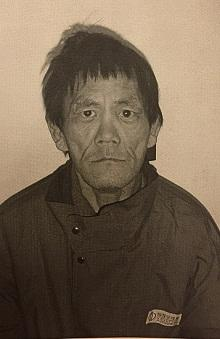 Fung Sek-ki, aged 60, is about 1.56 metres tall, 41 kilograms in weight and of thin build. He has a long face with yellow complexion and short hair. He was last seen wearing a striped T-shirt, green camouflage vest, grey jacket, grey trousers, sandals and sunglasses.