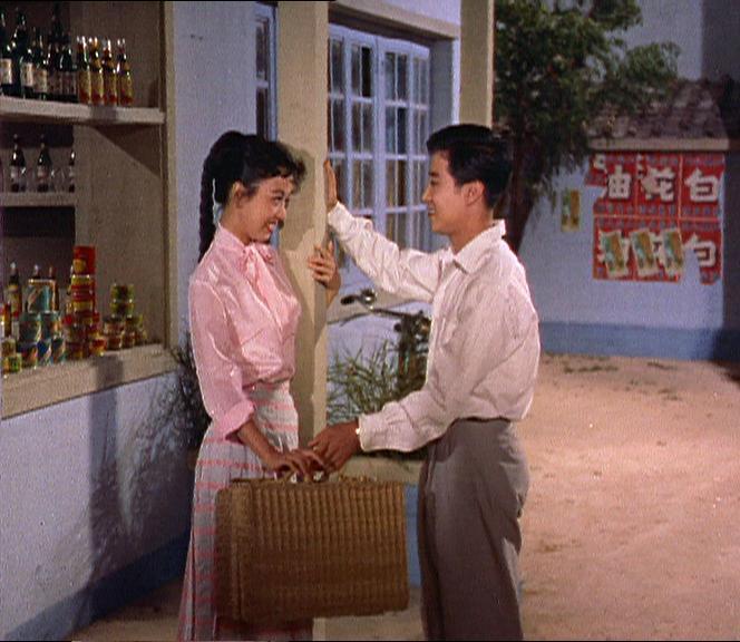 康樂及文化事務署香港電影資料館的「影畫早晨」節目將以「最佳拍檔之談談情」為題,選映六對為人熟悉的銀幕情侶的代表作。圖為《入室佳人》(1960)劇照。