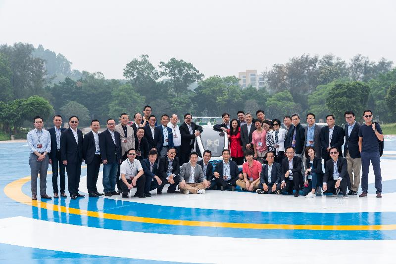 LegCo joint-Panel concludes duty visit to Guangdong-Hong