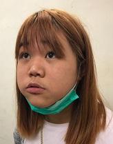 十四歲女童劉心宜身高約一點五五米,體重約七十一公斤,肥身材,圓面型,黃皮膚,蓄長黑直髮。她最後露面時身穿綠色上衣、黑色長褲、運動鞋及攜有一個粉紅色背包。