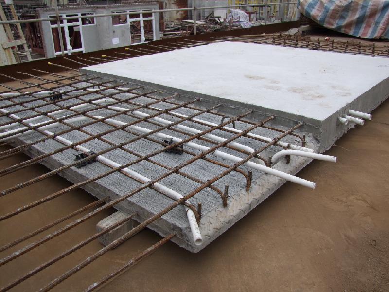 Housing Authority increases use of precast concrete
