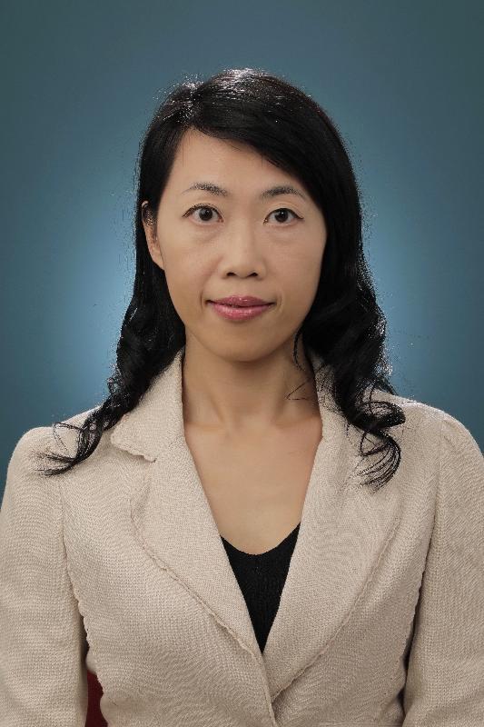 新任大埔民政事務專員陳巧敏。