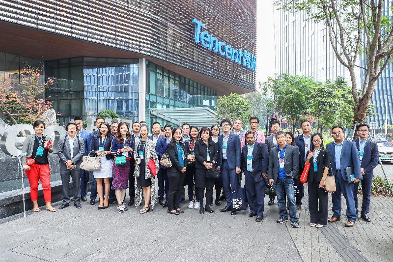 香港金融科技周踏入第三屆,今年延伸至深圳成為全球首個跨境金融科技活動。