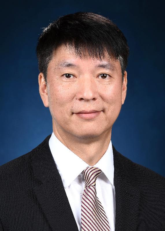 現任首席政府工程師陳派明將於二○一八年十二月二十日出任路政署署長。