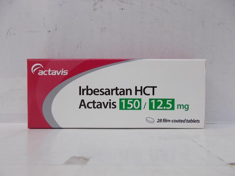 衞生署今日(十二月二十日)同意一製品註冊證明書持有人阿特維斯(香港)有限公司,作為預防措施從市面回收Irbesartan HCT Actavis 150/12.5毫克藥片(香港註冊編號:HK-63378)的一個批次(批次編號:058818),因為該批次產品的其中一種原料被發現含有雜質。