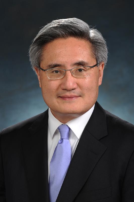 The Director of Audit, Mr David Sun Tak-kei.