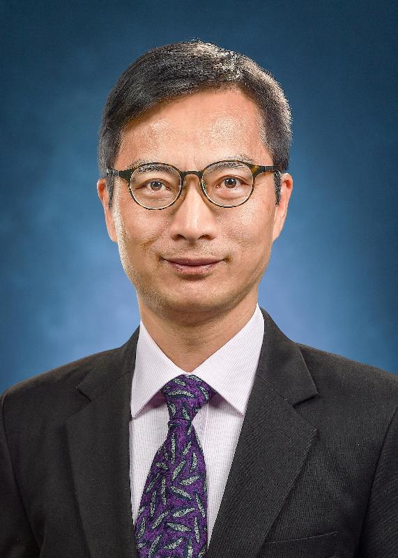 首席政府工程師盧國華將於二○一九年二月二十四日出任渠務署署長。