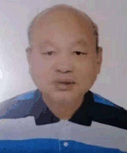 Yip Shing, aged 71, is about 1.68 metres tall, 70 kilograms in weight and of medium build. He has a round face with yellow complexion and is bald. He was last seen wearing a dark-coloured long-sleeved shirt, dark-coloured trousers, black sports shoes, and carrying a black shoulder bag.