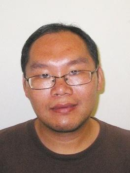 u Hoi-man, aged 44, is about 1.65 metres tall, 68 kilograms in weight and of fat build. He has a round face with yellow complexion and short black hair. He was last seen wearing a pair of black-rimmed glasses, a black short-sleeved T-shirt, black shorts and black shoes.