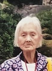 Lui Kay-wan, aged 72, is about 1.6 metres tall, 47 kilograms in weight and of thin build. She has a pointed face with yellow complexion and short white hair. She was last seen wearing a grey and white striped jacket, black trousers, grey slippers, carrying a blue bag and a black umbrella.