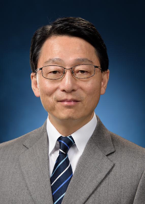 現任政府產業署署長劉明光將於二○一九年十月四日出任康樂及文化事務署署長。