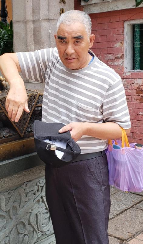 六十五歲男子陳樹林身高約一點六五米,體重約七十七公斤,肥身材,長面型,黃皮膚及蓄短白髮。他最後露面時身穿深色短袖上衣、黑色短褲及藍色拖鞋。