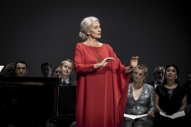 歌劇《秋天奏鳴曲》將於十月在香港作亞洲首演,為「世界文化藝術節2019--北歐五國」揭開序幕。