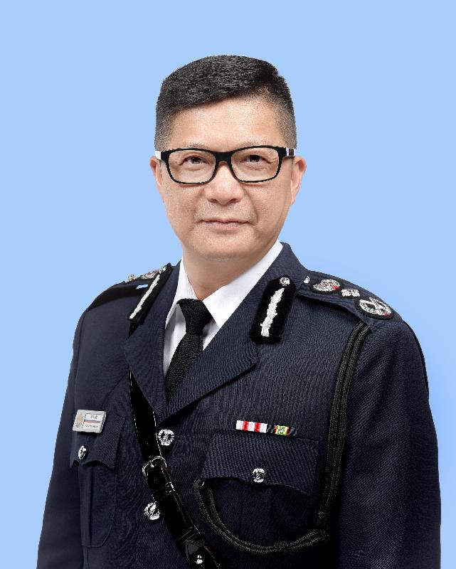 警務處副處長鄧炳強於今日(十一月十九日)出任警務處處長。