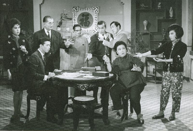 康樂及文化事務署香港電影資料館明年一月二十七日及二月一日推出賀歲節目「春滿人家福滿門」,選映四齣溫情電影。圖示《一帆風順》(1965)劇照。