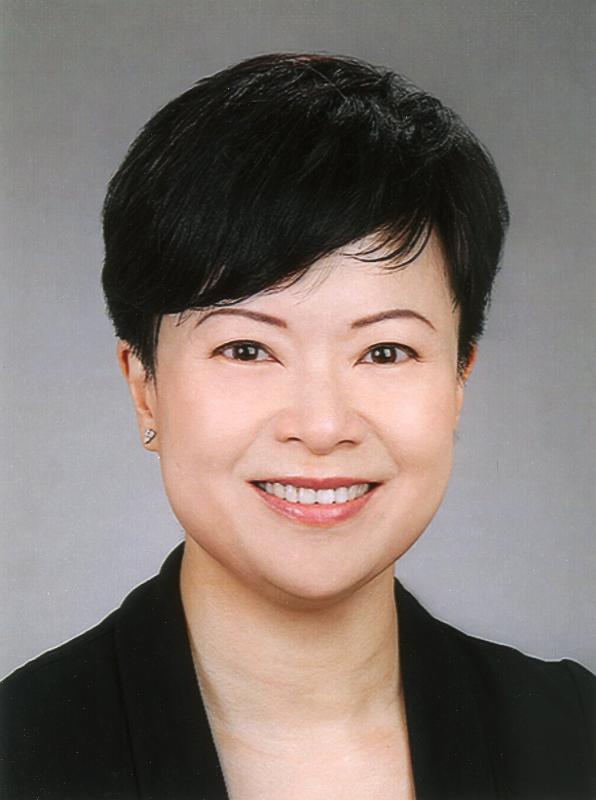 候任金融管理局助理總裁(機構拓展及營運)蘇家碧。
