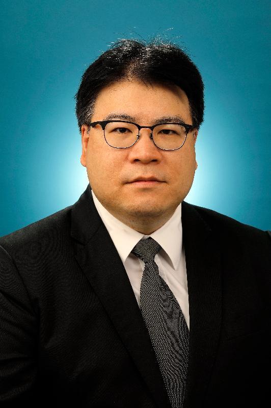 新任中西區民政事務專員梁子琪。