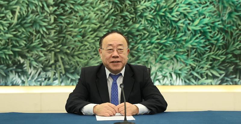 第五屆「一帶一路高峰論壇」今日(十一月三十日)開幕。商務部副部長王炳南於今早的開幕環節發表講話。