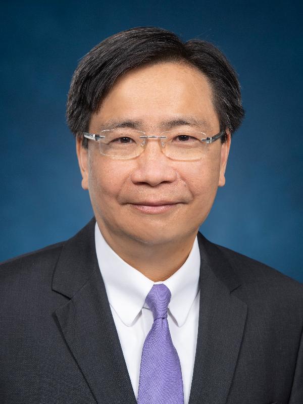 現任創新科技署副署長李國彬將於二○二○年十二月十四日出任效率專員。
