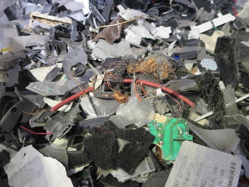 環保署成功堵截以海運非法進口都市廢物個案
