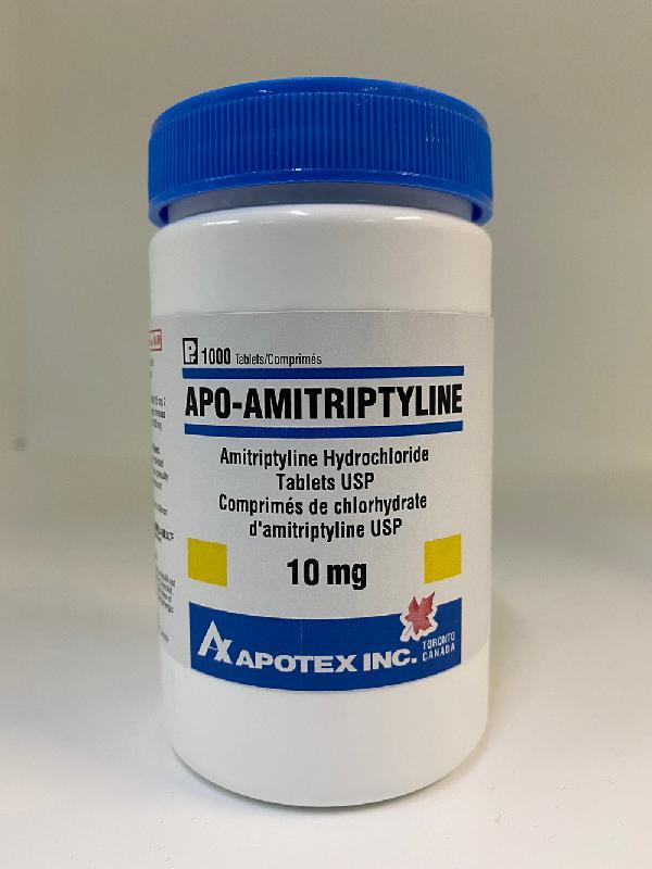 衞生署今日(四月十五日)同意持牌藥物批發商顯榮行有限公司採取預防措施,從市面回收一個批次(批號:RF0410)Apo-Amitriptyline 10毫克藥片(香港註冊編號:HK-09273),因為相關產品含有雜質。