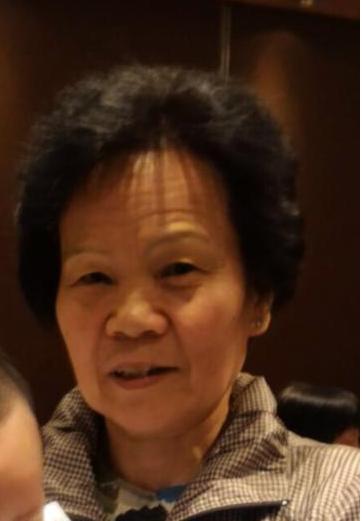 六十八歲女子吳煥珍身高約一點六米,體重約五十公斤,瘦身材,方面型,黃皮膚及蓄黑短曲髮。她最後露面時身穿黑白格仔外套、白色有花紋恤衫、黑色長褲及藍色波鞋。