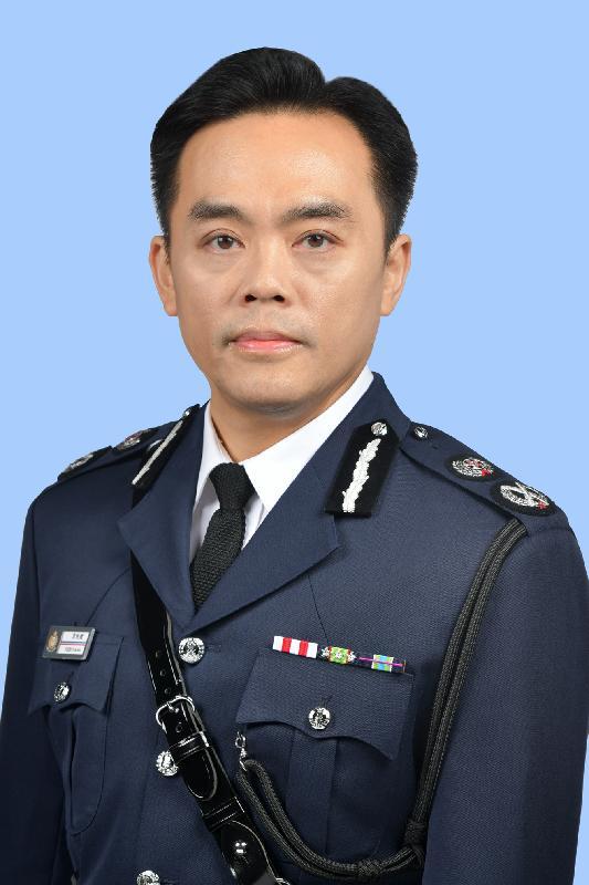警隊高層委任