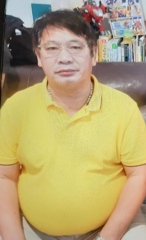 警方呼籲市民提供香港仔失蹤男子消息