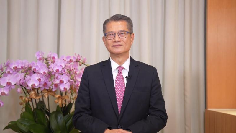 第六屆「一帶一路高峰論壇」今日(九月一日)開幕。財政司司長陳茂波今早在題為「『一帶一路』及『區域全面經濟伙伴關係協定』:促進區域商貿聯繫」的主論壇發言。