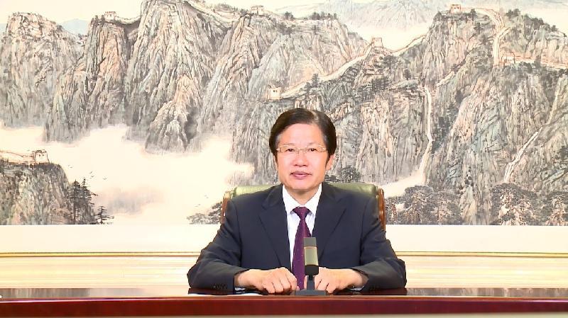 第六届「一带一路高峰论坛」今日(九月一日)开幕。全国政协副主席及中华全国工商业联合会主席高云龙今早发表开幕主旨演讲。