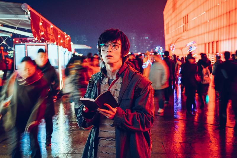 """Jointly presented by the Leisure and Cultural Services Department and the South China Film Industry Workers Union, Chinese Film Panorama 2021 will be held from September 17 to October 29, and will present 12 outstanding movies recently produced by the Mainland. Photo shows a film still of """"A Writer's Odyssey"""" (2021)."""