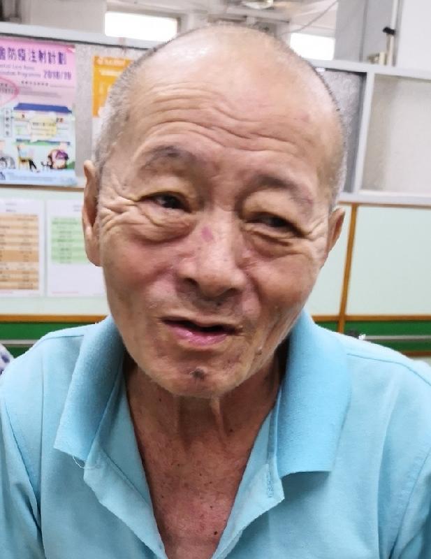 警方呼籲市民提供荃灣失蹤男子消息