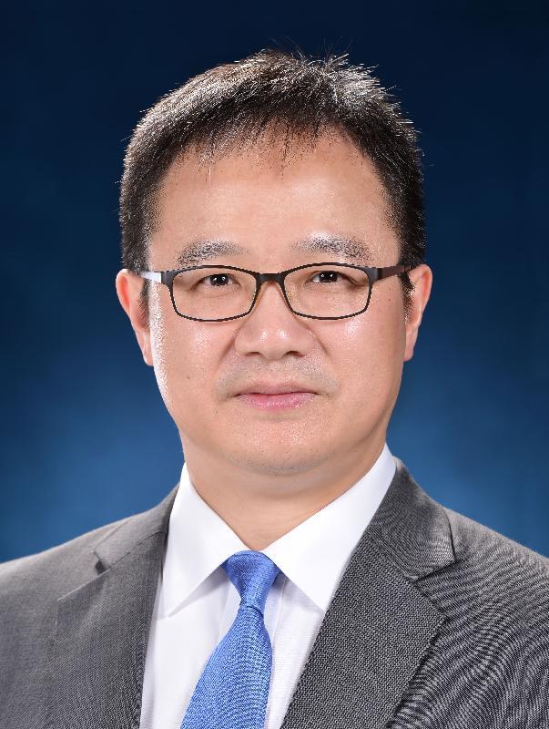 前旅遊事務專員黃智祖將於二○二一年十月十二日出任民政事務局常任秘書長。