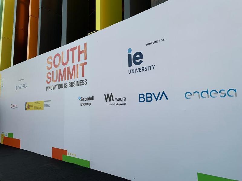 香港駐布魯塞爾經濟貿易辦事處十月六日(馬德里時間)參與在西班牙馬德里舉行的南歐創業家與投資者年度盛事南方峰會。